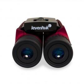 Levenhuk Rainbow 8x25mm Red Berry Waterproof/Fogproof Binocular
