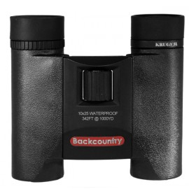 Kruger Backcountry 10x25mm Compact Binocular