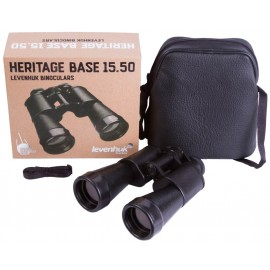 Levenhuk Heritage Base 15x50mm Binoculars