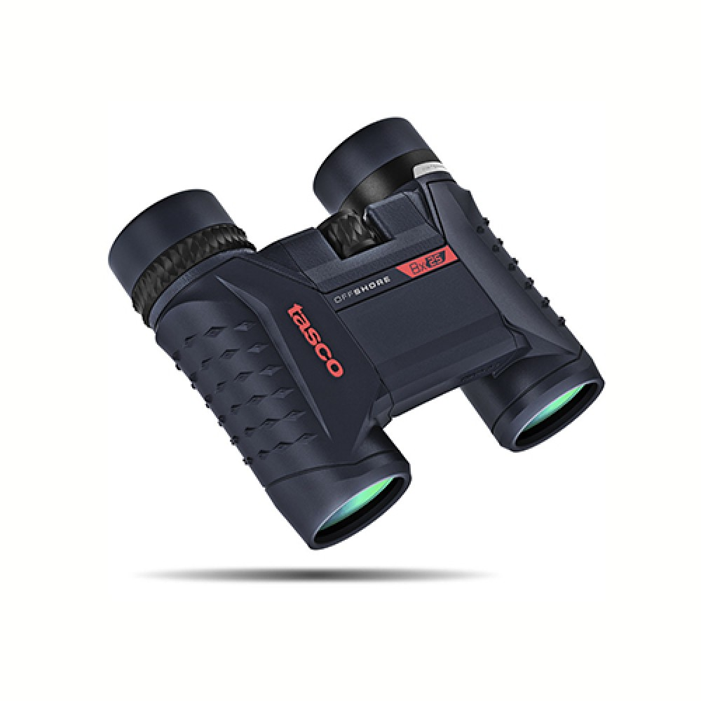 Tasco Offshore 8x25mm Roof Prism Binoculars