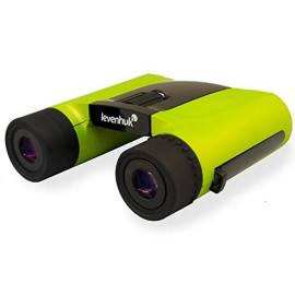 Levenhuk Rainbow 8x25mm Lime Waterproof/Fogproof Binocular