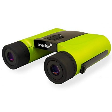 Levenhuk Rainbow 8x25 Lime Waterproof Fogproof Binoculars