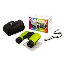 Levenhuk Rainbow 8x25mm Lime Waterproof/Fogproof Binocular