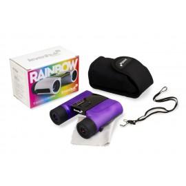 Levenhuk Rainbow 8x25mm Amethyst Waterproof/Fogproof Binocular