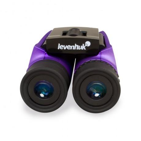 Levenhuk Rainbow 8x25 Amethyst Waterproof Fogproof Binoculars