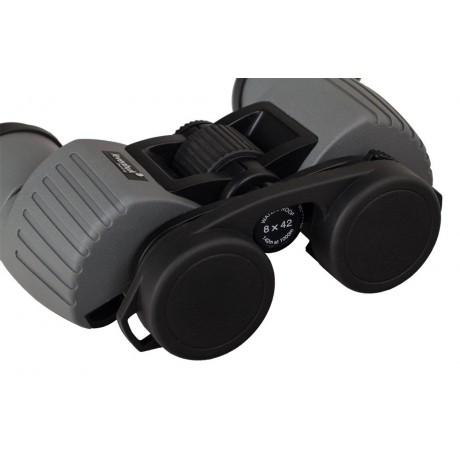 Levenhuk Sherman Plus 8x42 Waterproof Binoculars (porro Prism)