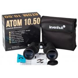 Levenhuk Atom 10x50 Compact Binoculars